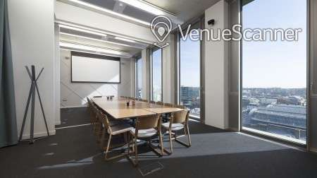 Hire The Office Group Gridiron Meeting Room 6+7 1