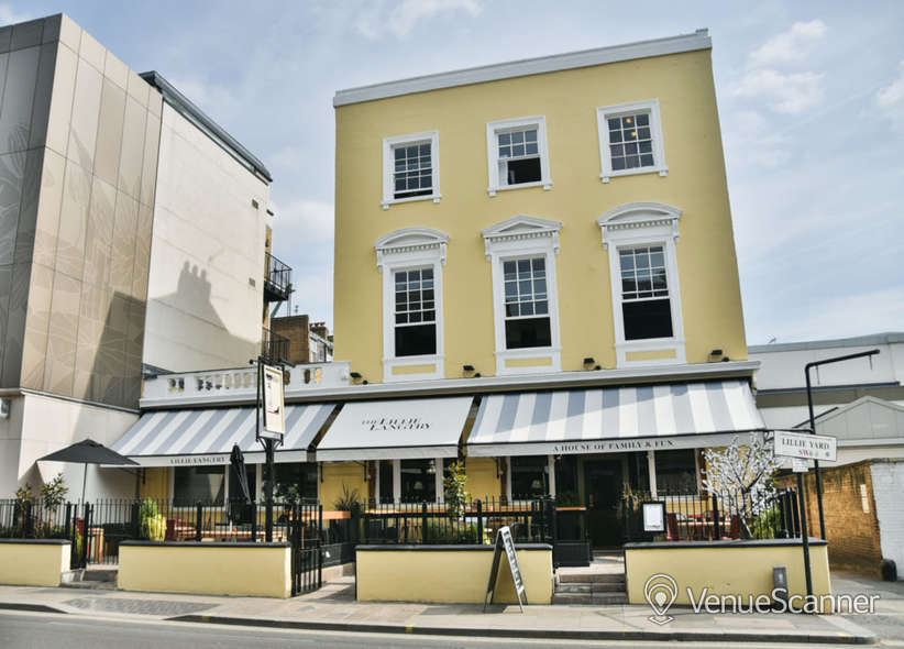Hire The Lillie Langtry The Lillie Lounge 4