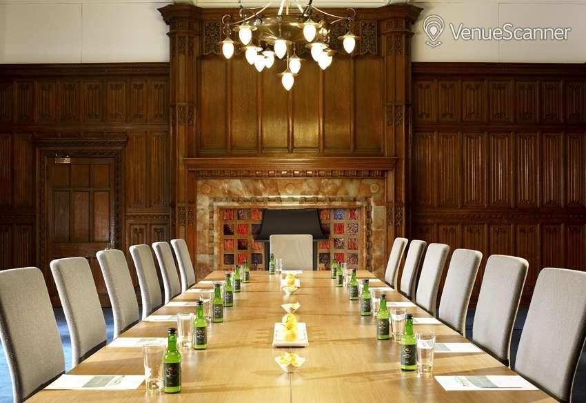 Hire De Vere Holborn Bars Boardroom