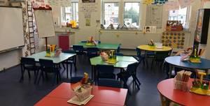 Plumcroft School, Classrooms