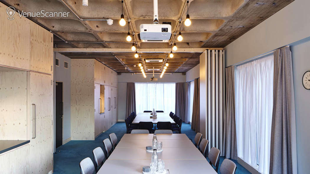Hire The Office Group Borough Meeting Room 1 & 2