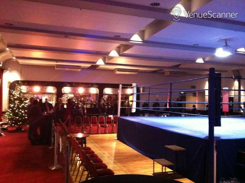 Hire The London Irish Centre McNamara Suite 4