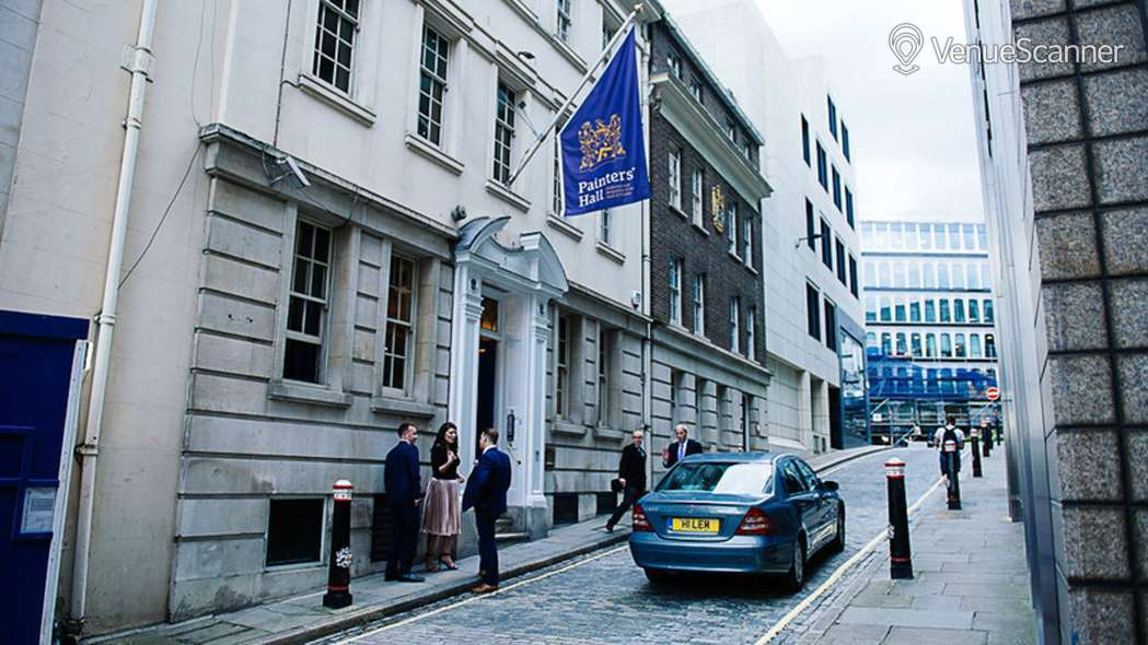 Hire Painters' Hall The Livery Hall 1