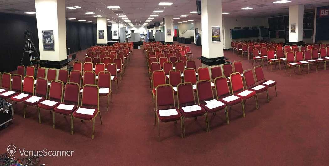 Hire Brighton Racecourse Grandstand Hall