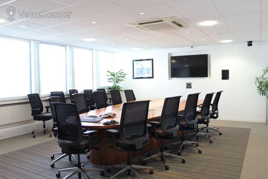 Hire Hawk Training Boardroom