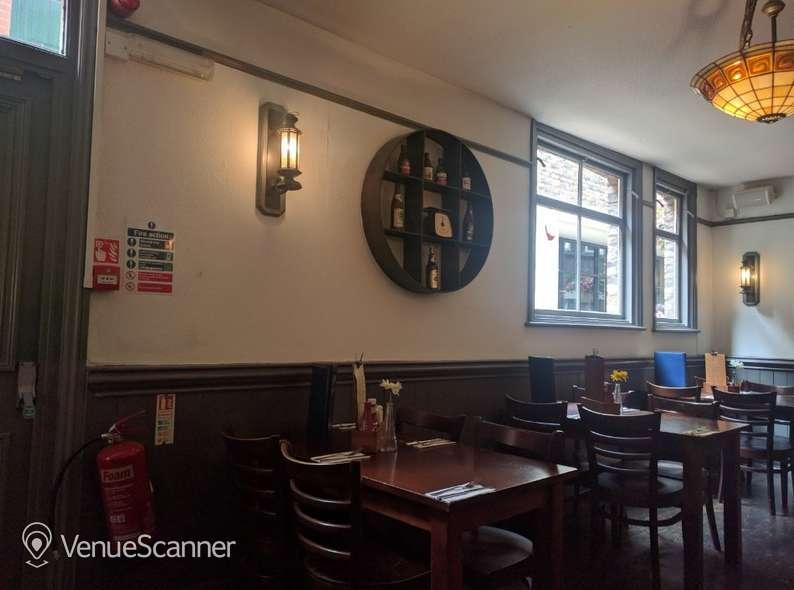 Hire St Christopher's Inn Pub Lounge area