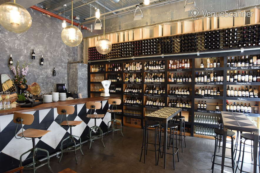 Hire Bedales At  Spitalfields Market Full Wine Bar 3