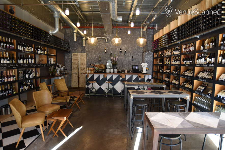 Hire Bedales At  Spitalfields Market Full Wine Bar 1