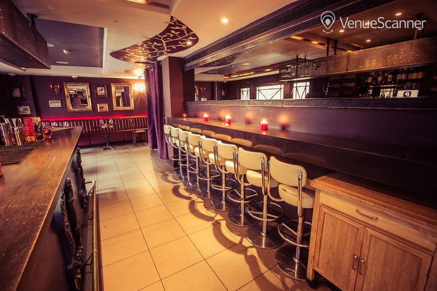 Hire Salvador Amanda Bloomsbury Meze Bar Dining Room 1