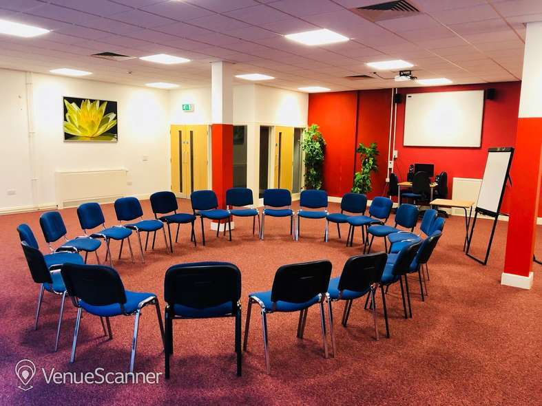 Hire Lets Talk Business Conference Room