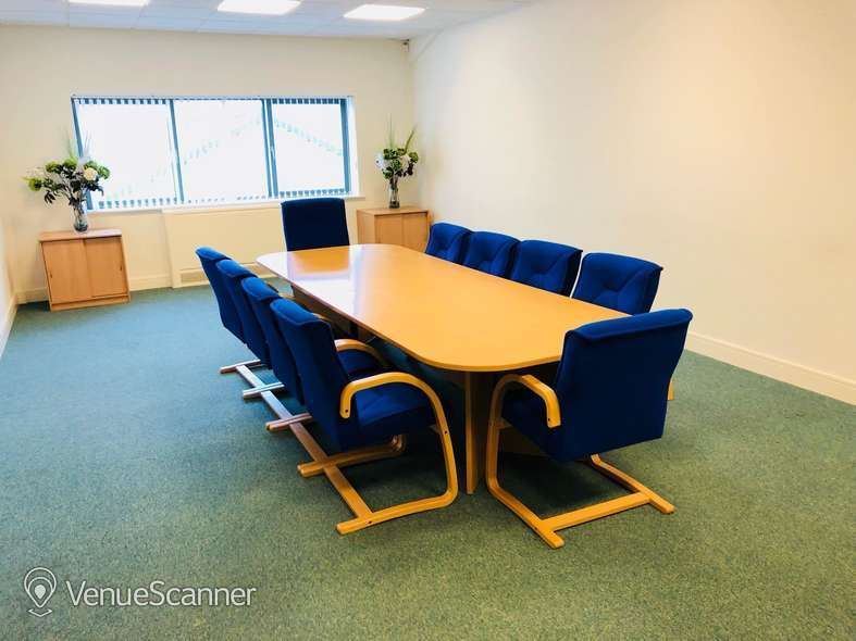 Hire Lets Talk Business Board Room