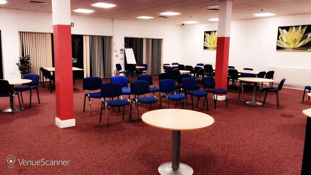 Hire Lets Talk Business Conference Room 1