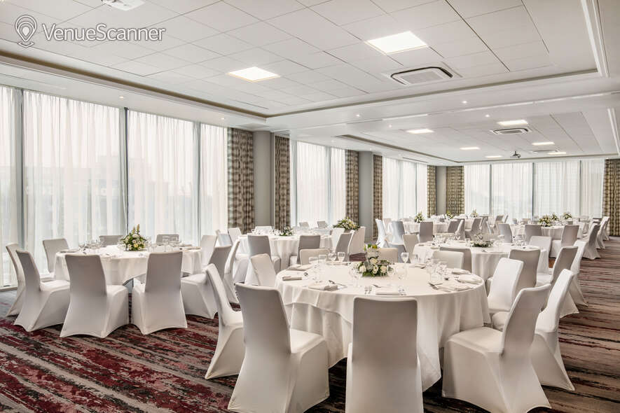 Hire Crowne Plaza London Docklands Docklands Suite