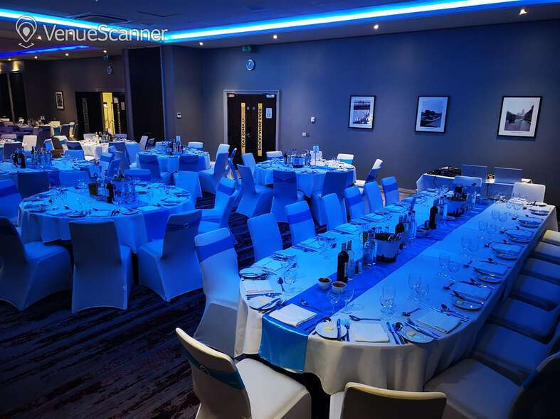 Hire Crowne Plaza London Docklands Docklands Suite 4