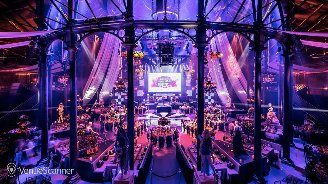 Hire Roundhouse Exclusive Hire 2