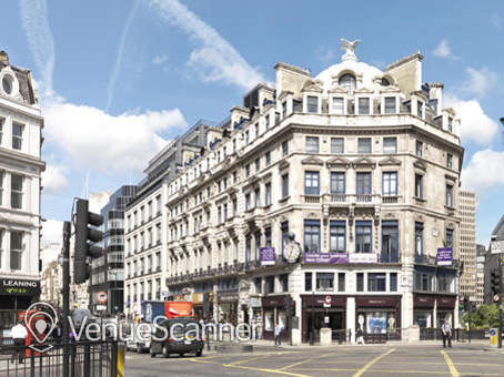 Hire Regus London Fleet Street Guardian 1