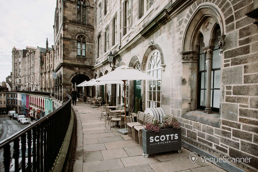 Hire Scotts Kitchen & Terrace Scotts Kitchen & Terrace 2