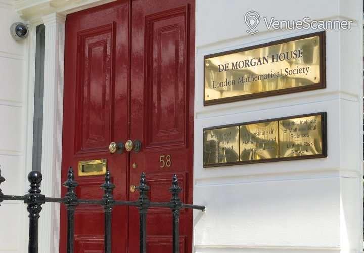 Hire De Morgan House Sylvester Room 1