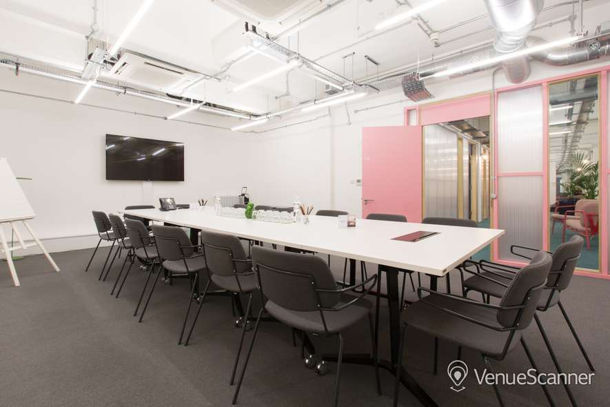 Hire The Office Group Whitechapel Meeting Room 6