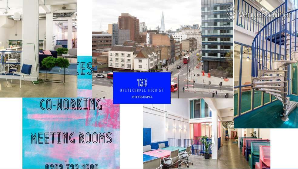 Hire The Office Group Whitechapel Meeting Room 3 1