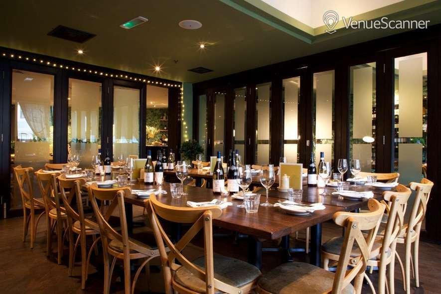 Hire Brasserie Blanc Southbank Medium Private Room