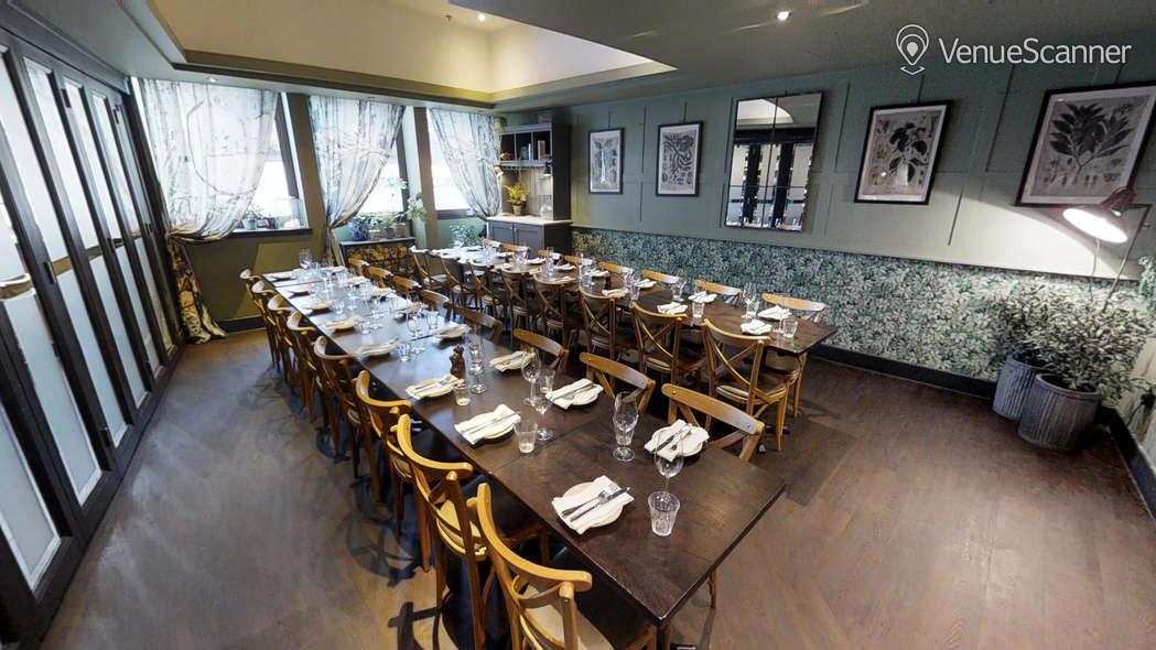 Hire Brasserie Blanc Southbank Medium Private Room 1