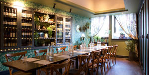 Brasserie Blanc Southbank, Small Room