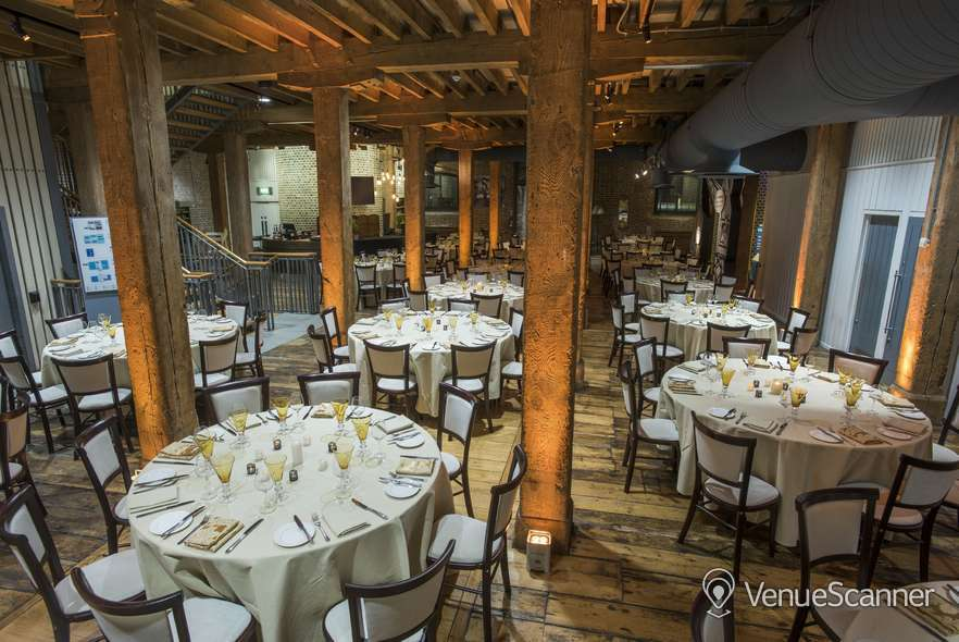 Hire The Museum Of London Docklands The Muscovado Hall 1