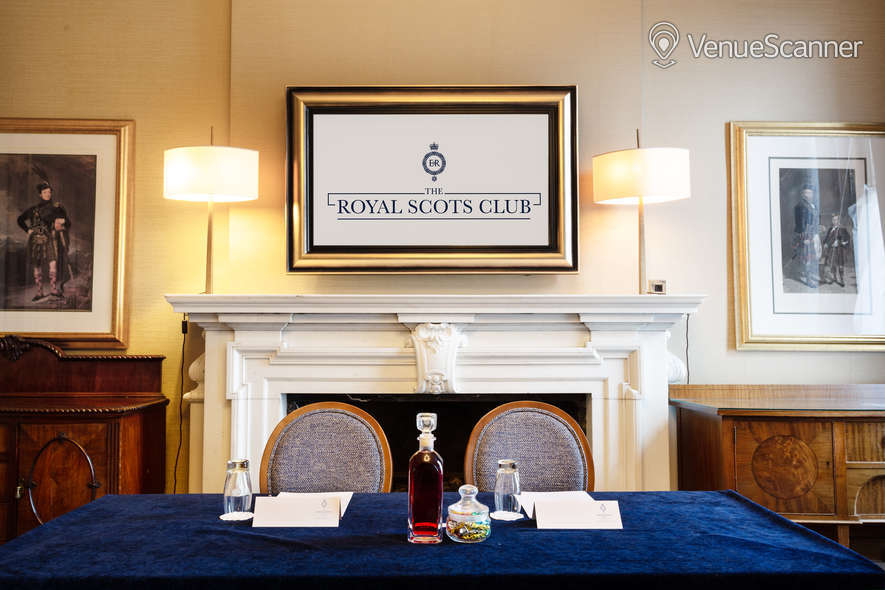 Hire The Royal Scots Club The Douglas Room 2