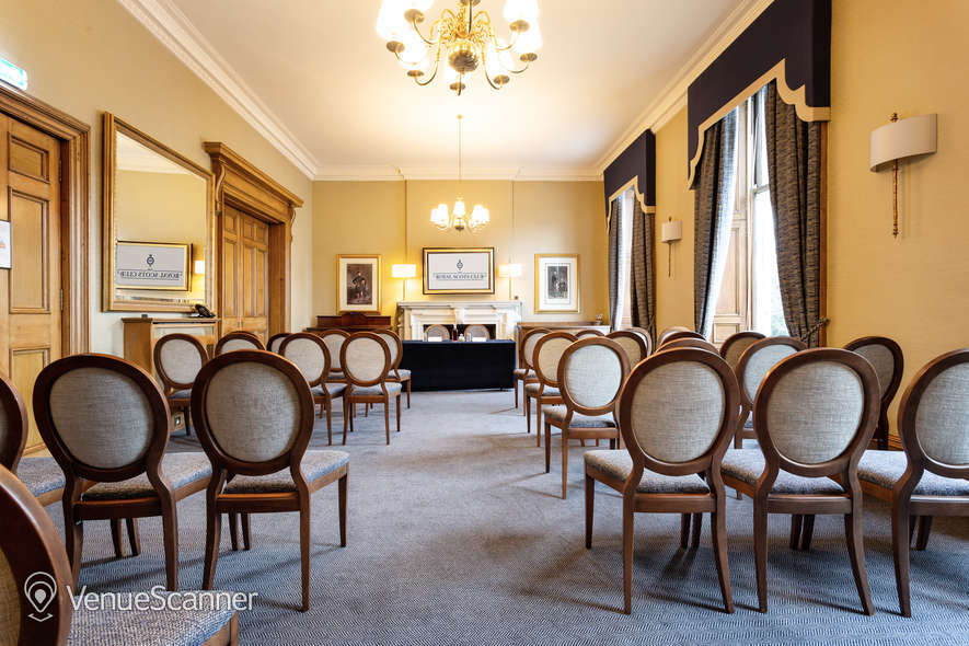Hire The Royal Scots Club The Douglas Room