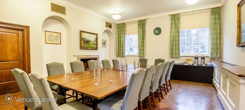 Hire Goodenough College Small Common Room London House 1