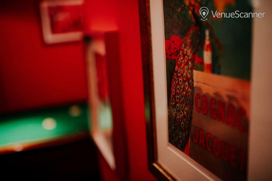 Hire Jamies Ludgate Hill Club Room 6