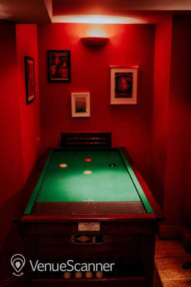Hire Jamies Ludgate Hill Club Room 3