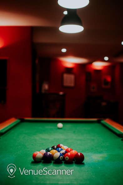 Hire Jamies Ludgate Hill Club Room 2