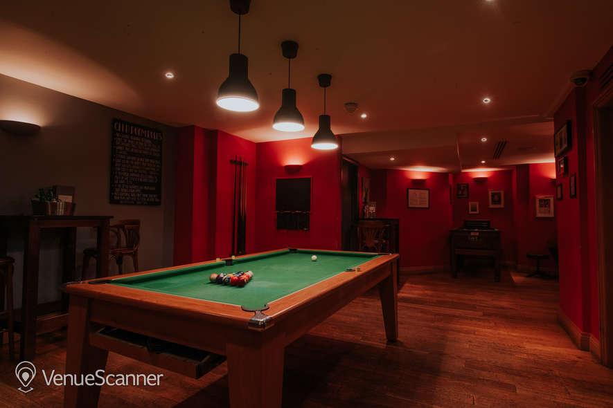 Hire Jamies Ludgate Hill Club Room