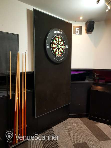Hire The Ball Room Sports Bar & Pool Hall Meadowbank Pool Party Room 12