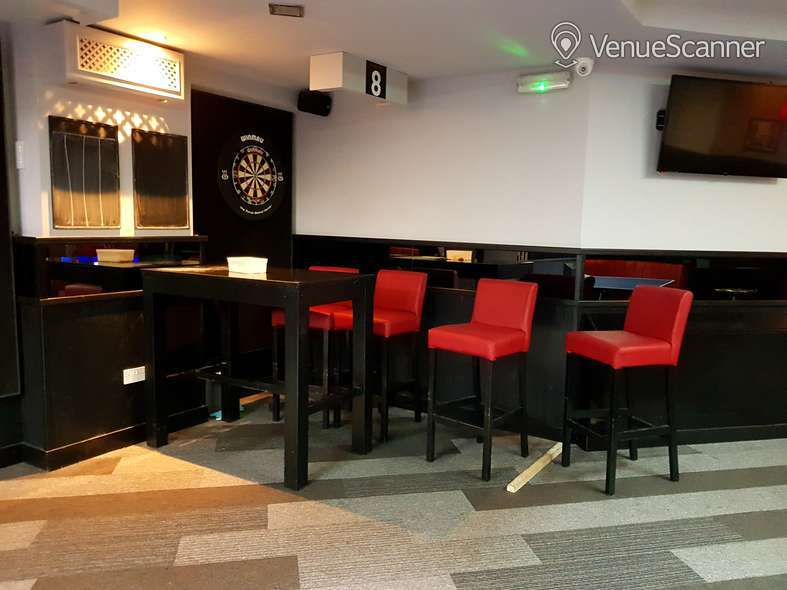 Hire The Ball Room Sports Bar & Pool Hall Meadowbank Pool Party Room 2