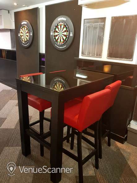Hire The Ball Room Sports Bar & Pool Hall Meadowbank Pool Party Room 8