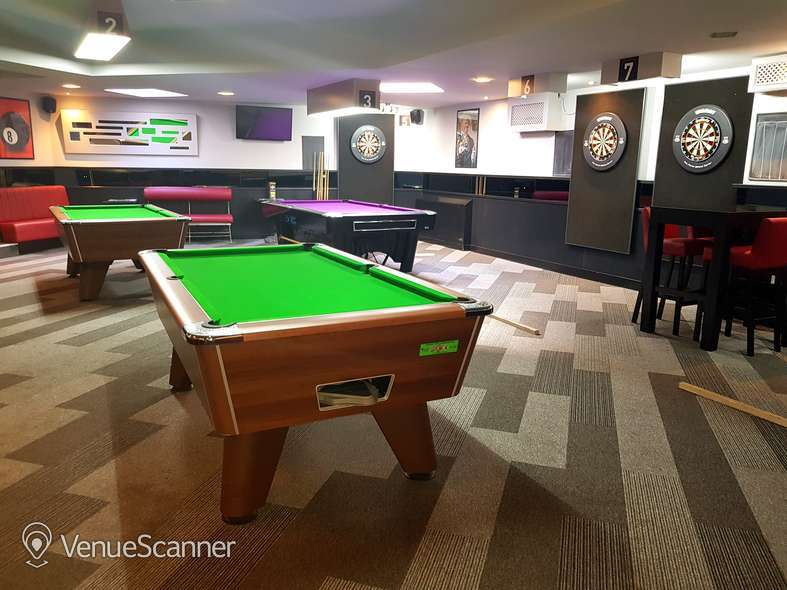 Hire The Ball Room Sports Bar & Pool Hall Meadowbank Pool Party Room 5