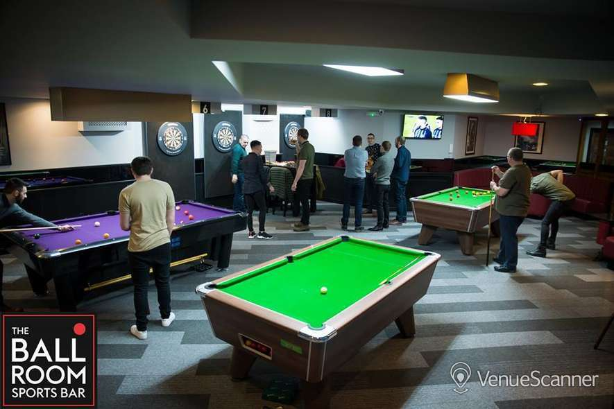 Hire The Ball Room Sports Bar & Pool Hall Meadowbank Pool Party Room 20