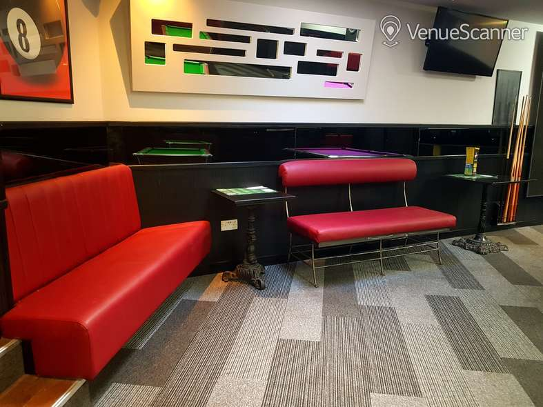 Hire The Ball Room Sports Bar & Pool Hall Meadowbank Pool Party Room 10