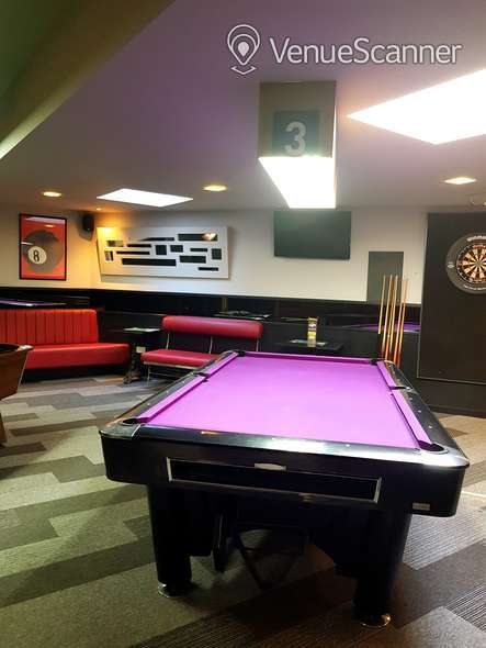 Hire The Ball Room Sports Bar & Pool Hall Meadowbank Pool Party Room 1