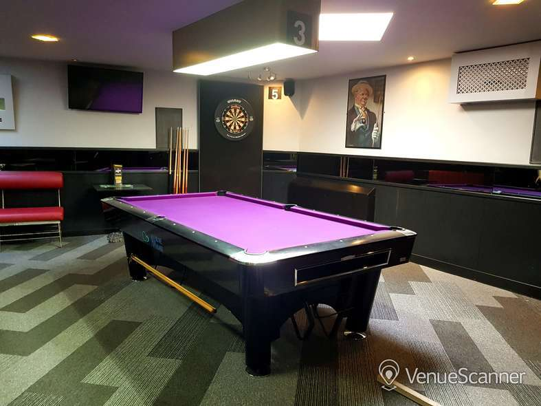 Hire The Ball Room Sports Bar & Pool Hall Meadowbank Pool Party Room