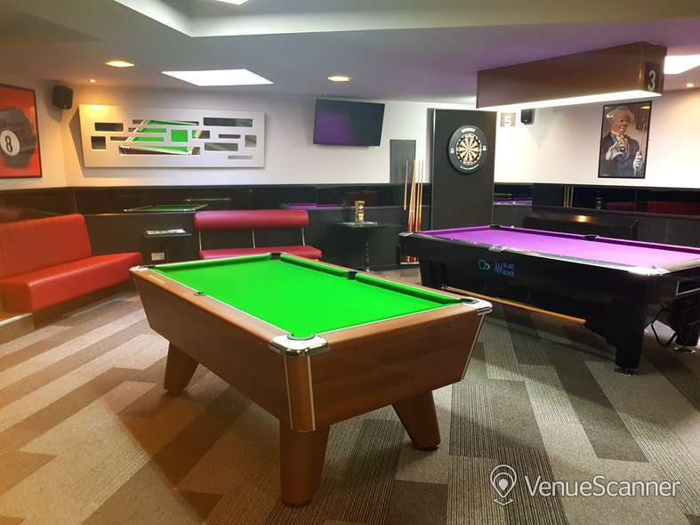 Hire The Ball Room Sports Bar & Pool Hall Meadowbank Pool Party Room 9