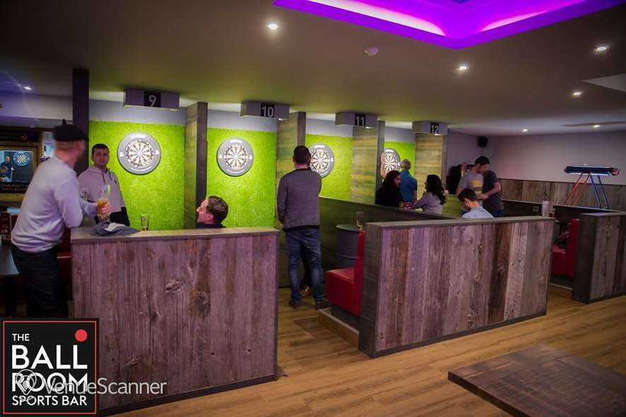 Hire The Ball Room Sports Bar & Pool Hall Meadowbank Pool Party Room 25