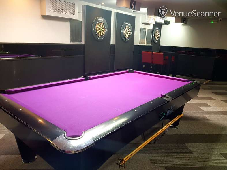 Hire The Ball Room Sports Bar & Pool Hall Meadowbank Pool Party Room 11