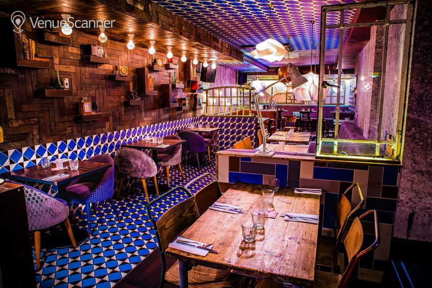 Hire Dirty Bones Kensington Restaurant
