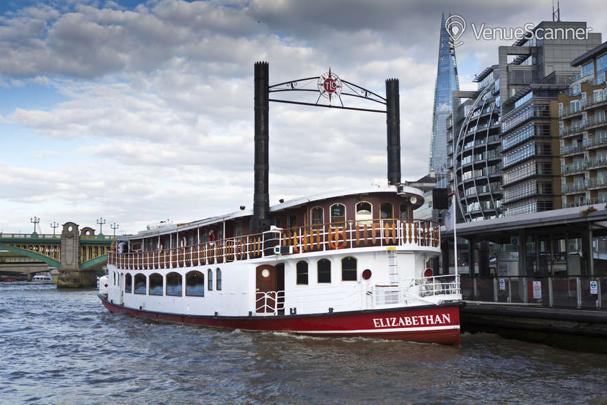Hire Thames Luxury Charters Elizabethan 5