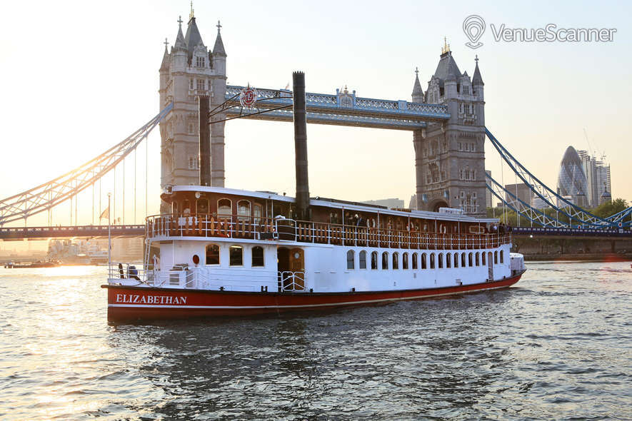 Hire Thames Luxury Charters Elizabethan 2