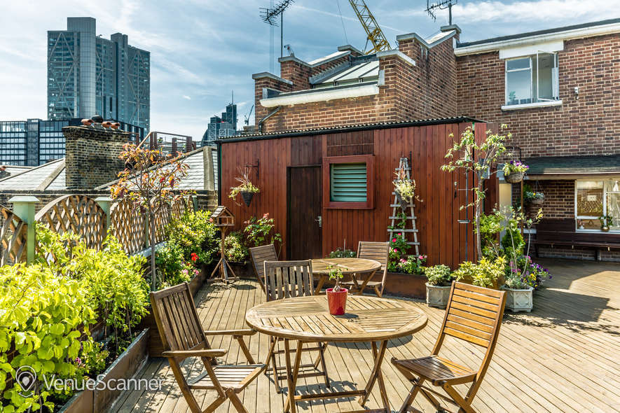 Hire Great Eastern Street The Roof Garden